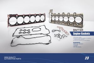OEM Size Bmtsr Brand Intake Manifold Gasket for BMW No. 11617521181 pictures & photos
