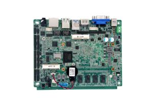 DC 9V-36V Motherboard of Intel Chipset Industrial Mini PC Motherboard pictures & photos