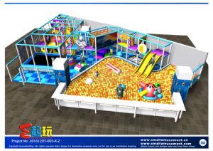 New Design Indoor Playground Equipment with Ce Certificiates pictures & photos