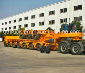 200 tons Heavy Duty Multi axle Modular Hydraulic Semi Trailer pictures & photos