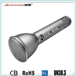 Jingnoo Condenser Bluetooth Microphone Speaker pictures & photos