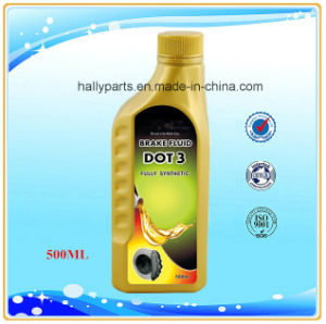 High Effective Small Tin Can DOT3 / DOT 4 Clutch Fluid pictures & photos