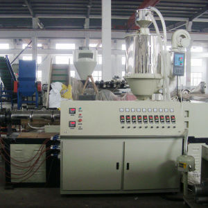 110mm Plastic Pipe Making Machine Extrusion Line PE Pipe pictures & photos