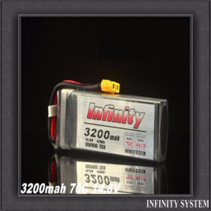 Original Battery 3200mAh 22.2V 4s1p 14.8V 70c 15c Rapid Charging pictures & photos