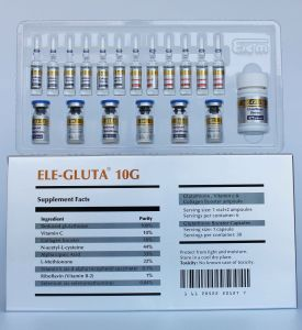 Skin Whitening Glutathione Injection100g #High Quality Whole Sale Price# pictures & photos