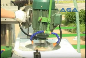 Automatic Stone/Granite/Marble Polishing/Grinding Machine pictures & photos