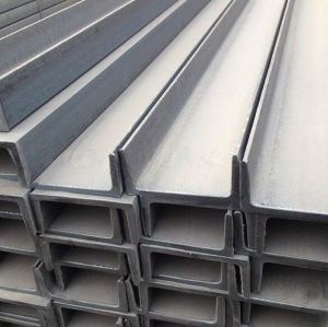 Steel Channel Bar -Builing Stainless Steel -S/S Bar pictures & photos