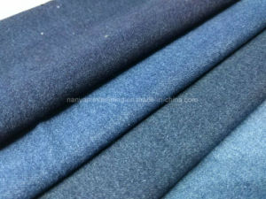 Wholesale High Stretch Indigo Woven Denim Fabric pictures & photos