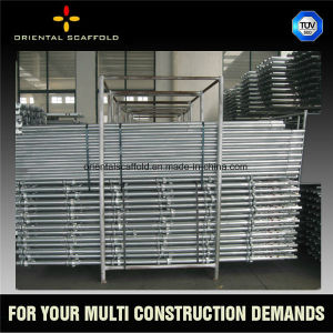 HDG Kwikstage Scaffold System for Australia Market pictures & photos