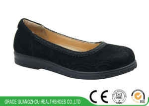 Grace Health Shoes Single Color Orthopedic Comfort Footwear pictures & photos