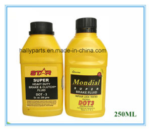 High Boiling Point DOT3 Brake Fluid for Machine