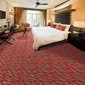 Pattern 1/10 Organic Polypropylene Jacquard Carpet Hight Price pictures & photos