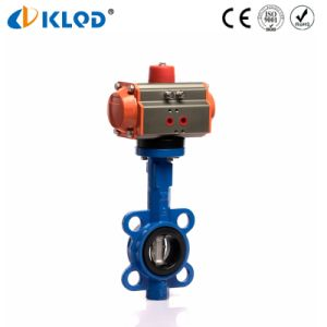 Cast Iron Body Stainless Steel Disc 1 Inch Butterfly Valve pictures & photos