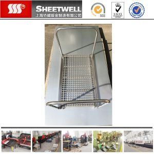 Custom OEM Punching Welding Sheet Metal Use for Trailer pictures & photos