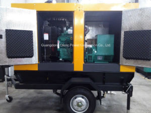 50kVA Trailer Genset for Sales Philippins pictures & photos