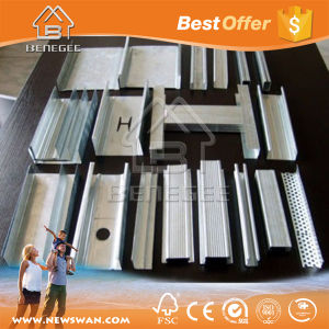 Gypsum Board Frame Structure /Metal Channel pictures & photos