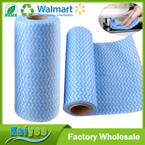 Non-Woven Wipes Dish Cleaning Cloth, 2X2 Inches, 200 Count pictures & photos