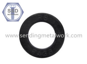 Structural Flat/Plain Washers F436 Zinc Plated/Black Finished pictures & photos