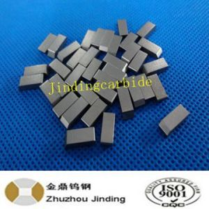 K10 Tungsten Cemented Carbide Saw Tips for Wood Cutting pictures & photos
