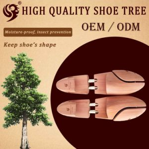OEM Customized Shoe Tree Cedar Promotion pictures & photos