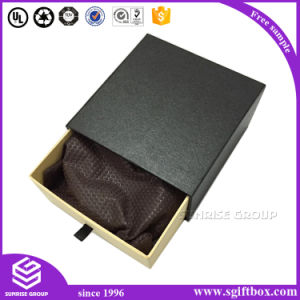 High-End Paper Packaging Special Custom Design Drawer Box pictures & photos