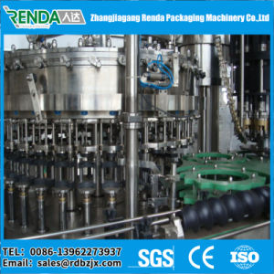 Automatic 3-in-1 Aseptic Juice Filling Machine/Orange Juice Bottling Plant pictures & photos