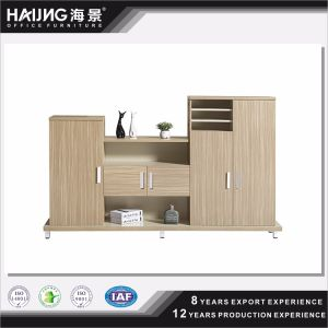 Wooden Material Furniture Modern File Cabinet pictures & photos