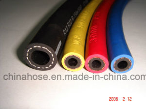 EPDM Air Compressed Rubber Reinforced/Braided Hose for Pneumatic Tool pictures & photos
