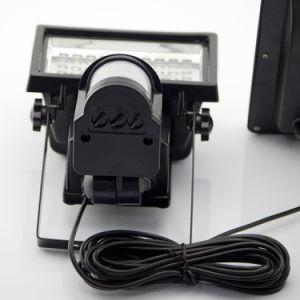 60 LED Solar LED Flood Light with PIR-Motion Sensor SL1-17 pictures & photos