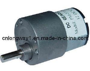PMDC Gear Motors (PM-33) pictures & photos