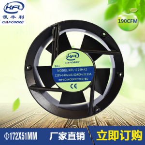 172X51circle Frame Shenzhen High Quality Manufacturer AC Cooling Fans pictures & photos