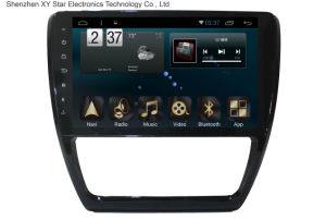 Android 6.0 System 10.1 Inch Big Screen GPS Navigation for VW Sagitar 2012-15