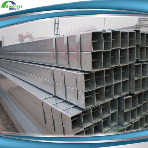 Pre Galvanized Steel Square Tube pictures & photos