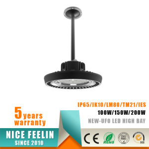 200W New UFO LED High Bay with Ce RoHS Approved pictures & photos