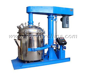 Vacuun Type Double Shaft High Speed Disperser pictures & photos