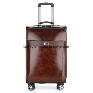 PU Leather Bags Travel Luggage Bags pictures & photos
