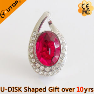 Womens′ Gifts Waterdrop Pendant Jewelry USB (YT-6288) pictures & photos