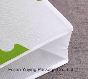 Laminated Non Woven Shopping Bag with Printing pictures & photos