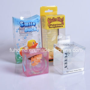 Custom Clear Foldable Printing PP/PVC/PET Plastic Packaging Box pictures & photos