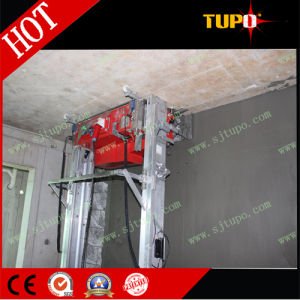 Cement Wall Plastering Machine/Rendering Machine pictures & photos