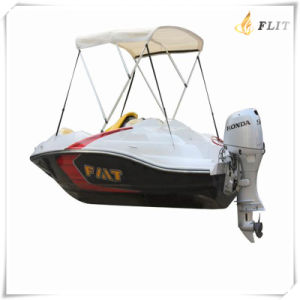 4.67m 16FT Mini Sport Boat with 2 Stroke 90HP Outboard Engine pictures & photos