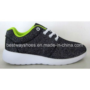 Fabric Sports Shoes for Ladies pictures & photos