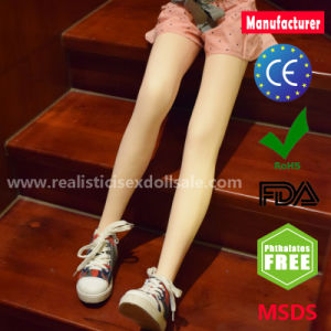 100cm Leg Lifelike Silicone Sex Dolls Skeleton Sex Products for Masturbators pictures & photos