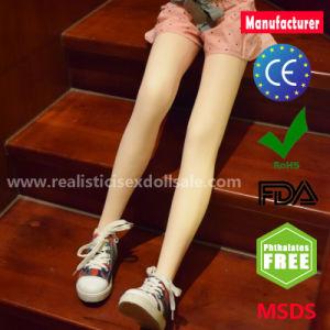 100cm Leg Lifelike Silicone Sex Dolls Skeleton Sex Products for Masturbators pictures & photos