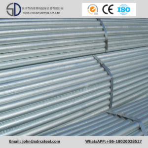 Steel Structure Building Materials! Mild Steel Gi Pipe Best Supplier pictures & photos