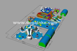 2017 New Design Inflatable Amusement Park, Water Park pictures & photos