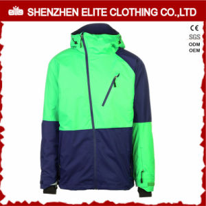 Lime Green Winter Coat Ski Snowboard Thermal Jackets (ELTSNBJI-47) pictures & photos