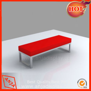 MDF and Metal Stool Display for Retail Shops pictures & photos