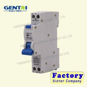 Beat Sale RCBO Circuit Breaker MCB, Miniture Circuit Breaker pictures & photos