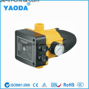 Starting Pressure Adjustable Pressure Controller for Water Pump pictures & photos